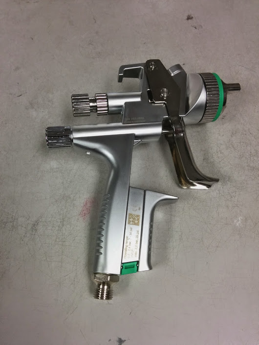 New Automotive Spray Guns from Sata and Iwata