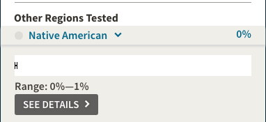 Roots & Recombinant DNA: Your AncestryDNA Range Score