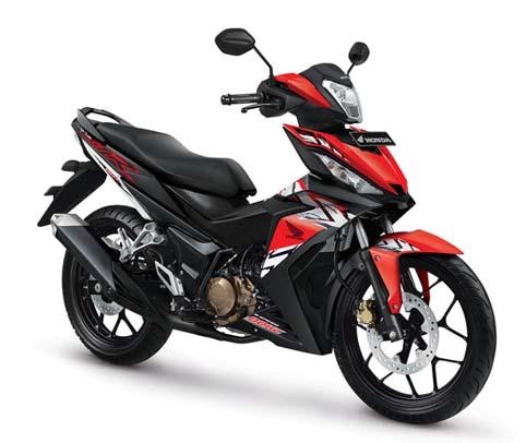 Warna Baru Honda Supra GTR150 Tampil Lebih Gagah dan Sporty