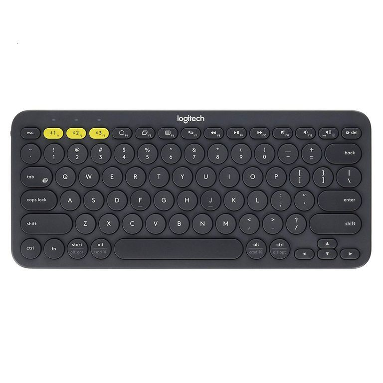 Wireless Keyboard Terbaik Logitech