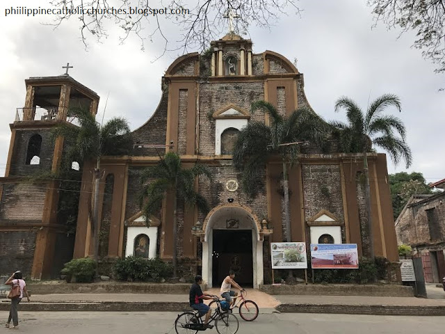 SAINT JOHN THE BAPTIST PARISH CHURCH, San Juan, La Union, Philippines