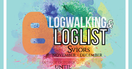 Blogwalking & Bloglist SVIORS