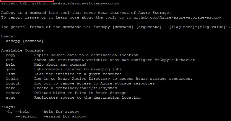 Virtual Infrastructure Tips - VMware: Installing AzCopy v10