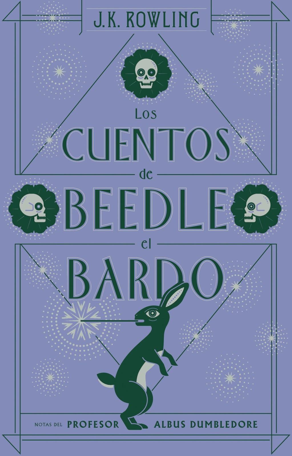 RESEÑA - LOS CUENTOS DE BEEDLE EL BARDO