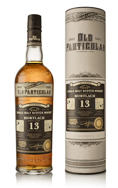 Old Particular Ace of Spades Mortlach 13