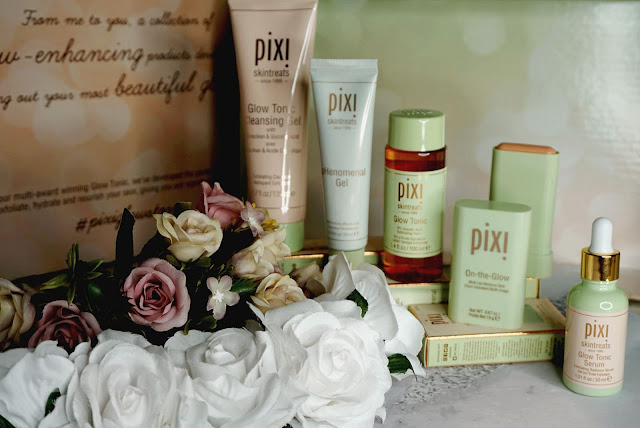 PIXI BEAUTY GLOW COLLECTION  EXCLUSIVE RELEASE