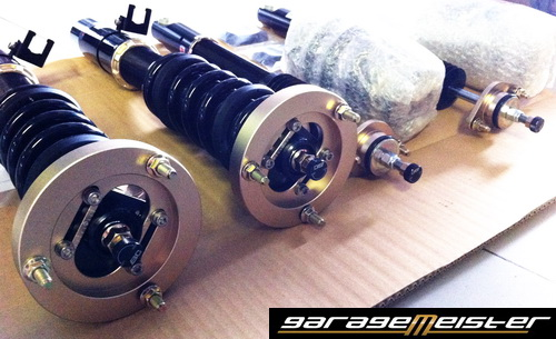 TWY TRADING: BC BR Series Coilovers ( BMW E30 )