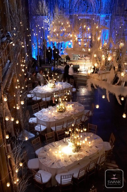 This And That Creations Winter Wedding Ideas Ski Lodge From Whispering
