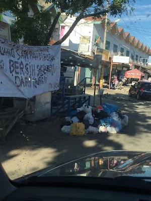 Aminullah Ajak Masyarakat Jaga Kebersihan dan Keindahan Kota