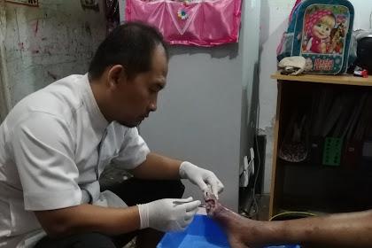 Klinik dan On Call Treatment Pertama di Kediri dalam Pencegahan Dan Perawatan Luka