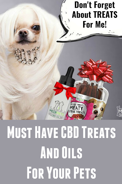 Must Have CBD Treats And Oils For Your Pets By Barbies Beauty Bits