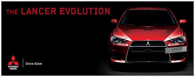 dunia mobil indonesia mitsubishi lancer evolution