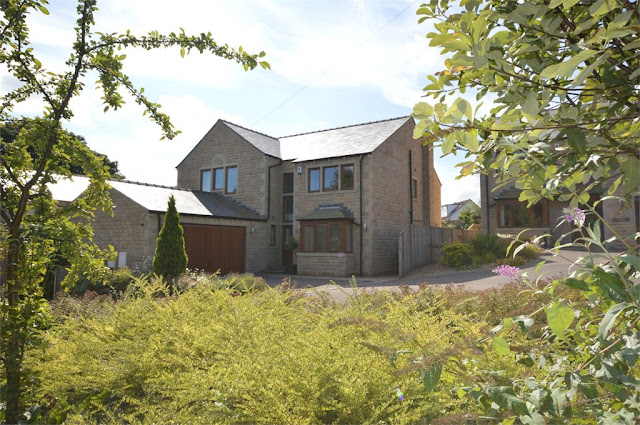This Is Huddersfield Property - 5 bed detached house for sale Scotgate Fold, Honley, Holmfirth, West Yorkshire HD9