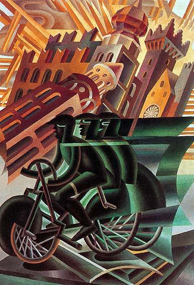A History of Graphic Design Chapter 44 The Italian Futurist Visual Design