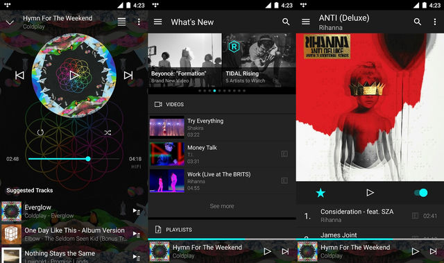 Best Music Streaming Service on Android