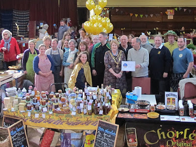 St Ives Farmers Market - Taste Of The West - Gold Award