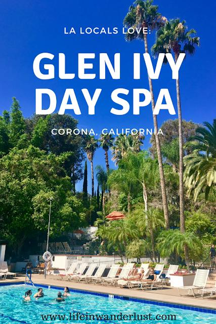 Glen Ivy Spa Corona