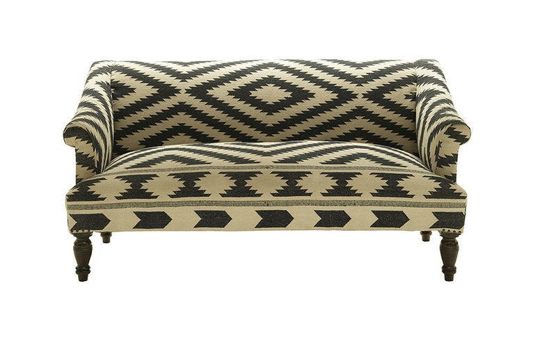 Chet Pourciau Design Patterned Spring Sofas