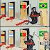 Memes da Copa do Mundo 2018: Brasil vence México e avança