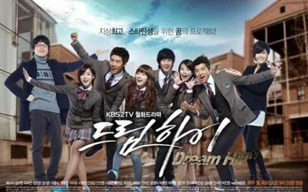 Experience Of Akise: Drama Asia Favorit – Dream High