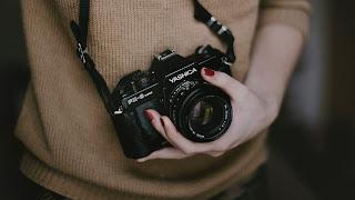 Lensa kamera hp yang buram