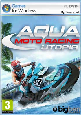descargar Aqua Moto Racing Utopia pc full español mega y google drive.