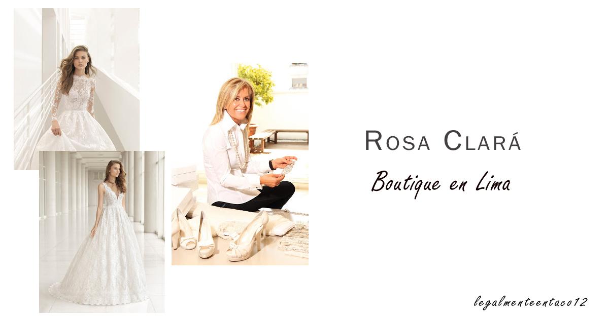 Rosa Clará - Opening Lima
