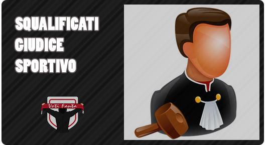 Giudice sportivo, gli SQUALIFICATI. Che assenze in Atalanta-Fiorentina!