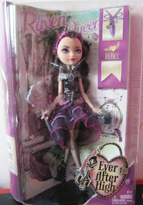 Ever After High Raven Queen Basic Doll 2013