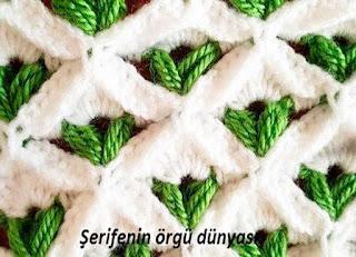 motivos, puntos, crochet, ganchillo, tutoriales