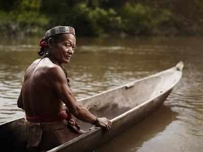 Hasil carian imej untuk suku sakai Sumatera