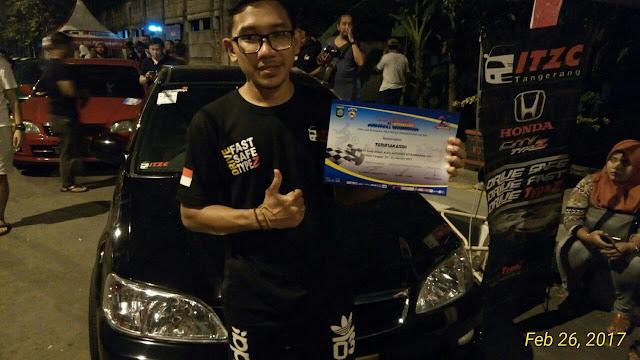 Ketua ITZC Tangerang