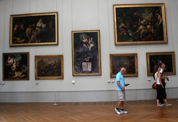 Traveller Stories Virtual Tour Of Louvre Museum Paris