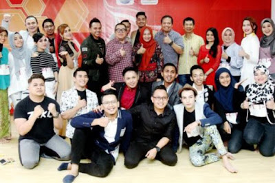 Peserta D'Academy Asia 3 Perwakilan Malaysia