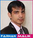 Blog Author Farhan Malik
