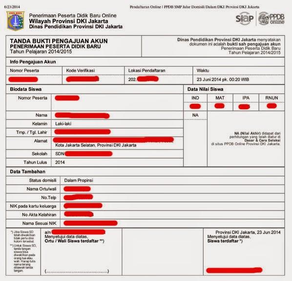 Panduan Cara Mendaftar Sekolah Via Online Terbaru 2014