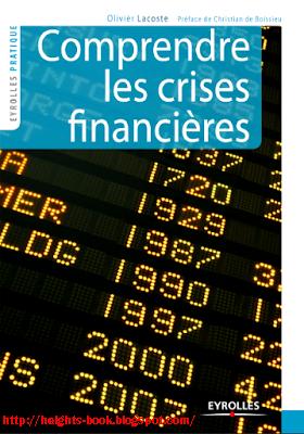 Télécharger Livre Gratuit Comprendre les crises financières pdf
