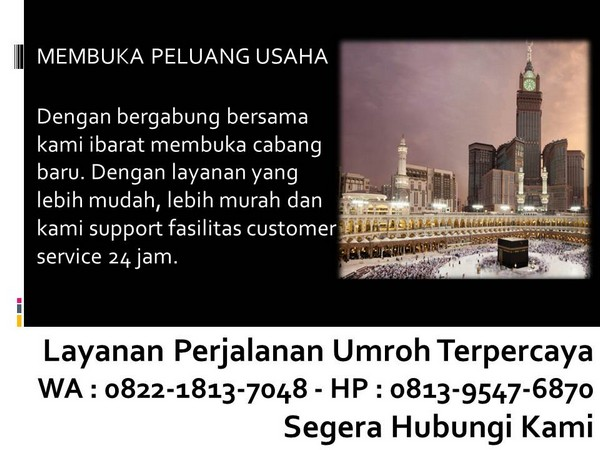 travel agent umroh indonesia bandung
