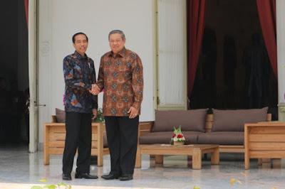 Demokrat Sebut Kritik Presiden Jokowi ke SBY Tak Hambat Penjajakan Koalisi dengan PDI-P - Info Presiden Jokowi Dan Pemerintah