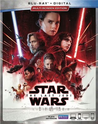 Star Wars Episode VIII The Last Jedi 2017 Daul Audio 720p BRRip 800Mb ESub HEVC x265