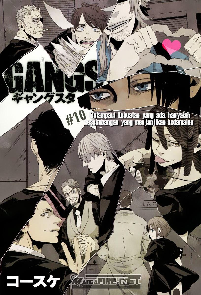 Gangsta Chapter 10-3