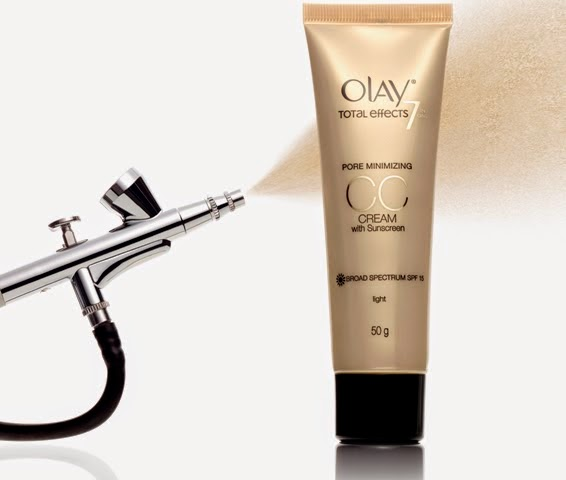 olay multi tasking moisturizer with cc coverage