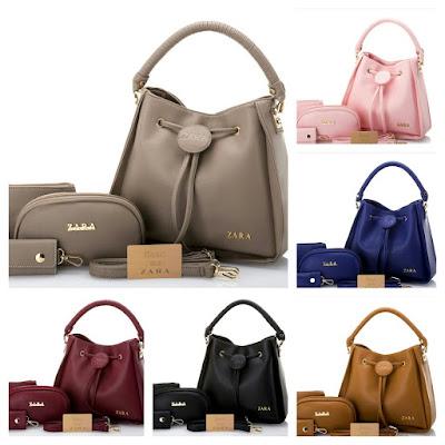 Kumpulan Model Tas Zara Brandedl Terbaru