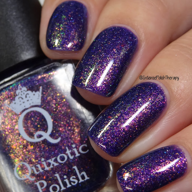 Quixotic Polish Chatoyer