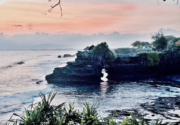 Bali zachód słońca, Bali sunrise