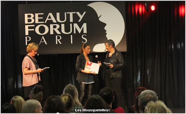 Beauty Forum Awards 2016 - La Cour des Consuls Graine de Pastel - Spa - Blog beauté Les Mousquetettes©