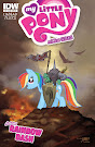 My Little Pony Micro Series #2 Comic Cover B Variant