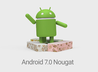 Google Officially Release  Android 7.0 Called Nougat