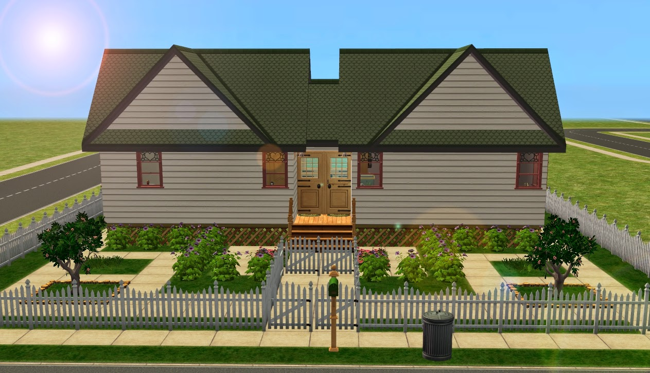 TheNinthWaveSims: The Sims 2 - Grammie's Cottage
