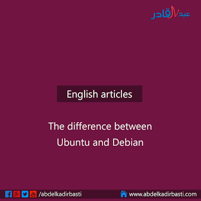 The difference between Ubuntu and Debian